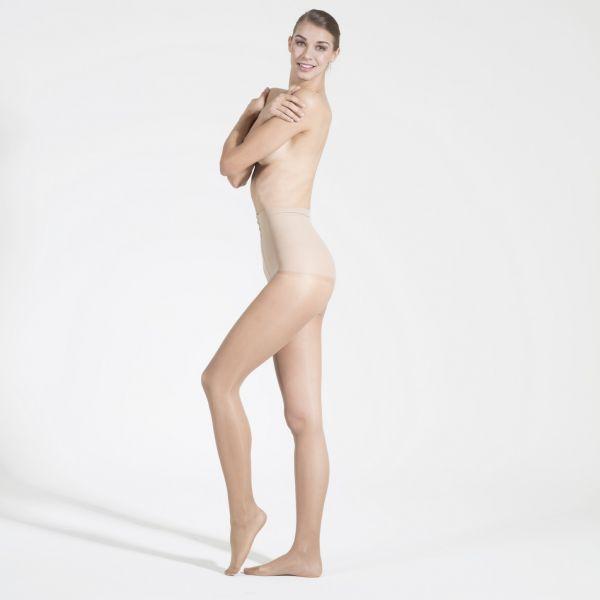 Collant Bikini Body Control 10 den