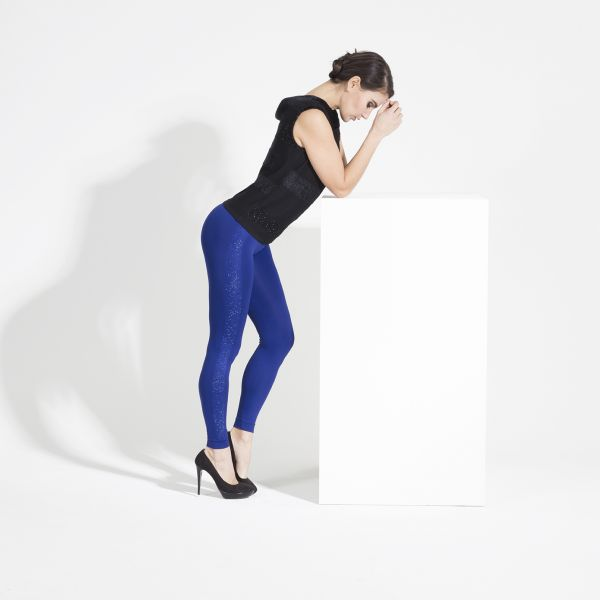 Leggings Geranio