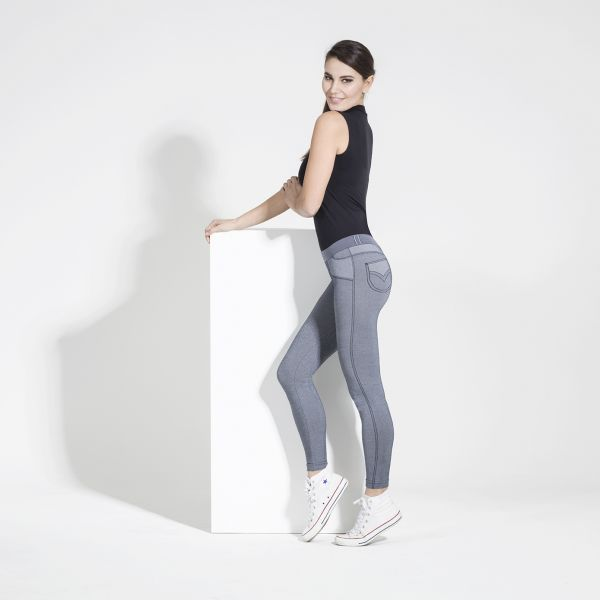 Legg-Jeans Hybrid Cotton